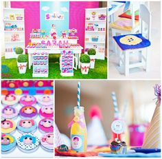Lalaloopsy Party Planning Ideas Supplies Idea Cake Decorations Sewing