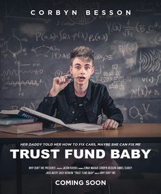 corbean being the smart lil bean he is ! i remember when everyone thought jonah was the smart one of the group . but nope , it's our bean ! christina is so lucky , & vise versa ! // Why Don't We – Corbyn Besson Corbyn Besson, Jack Avery, Future Boyfriend, To My Future Husband, Why Dont We Imagines, Baby Posters, Why Dont We Band, Love Of My Life, My Love