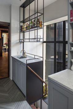 03 Park Slope Bar Sink Remodelista Bathroom Medicine Cabinet Shelves Furniture Home Decor