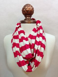 NanaMacs Vintage Boutique - Hot Pink Zig Zag Infinity Scarf, $21.99 (http://www.nanamacs.com/hot-pink-zig-zag-infinity-scarf/)