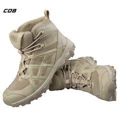 6de326ec5 Encontrar Más Zapatos para caminar Información acerca de Botas militares  tácticas para deportes al aire libre
