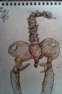 Grafica y Dibujo: Tirano Saurio