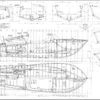 boat plans free pdf | wooden boat designs plans | model ship | Pinterest | Boat plans, Boat ...