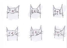 My quick drawing of cats   http://heidimmcdonald.blogspot.com