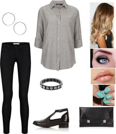 """""""Unbenannt #379"""" by luckylynn-cdii ❤ liked on Polyvore"""