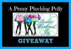 Ladies Weekend In GIVEAWAY .::June 13-17::. | Penny Pinching Polly