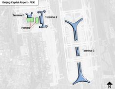 PEK - Beijing Capital Airport, China
