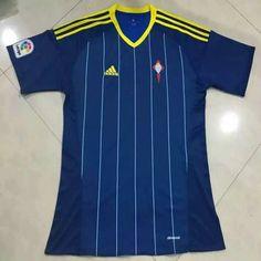 Tailandia Segunda Equipacion Camiseta Celta de Vigo 2016-2017 346a65e617d78