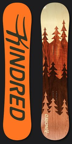 Kindred custom boards from Canada!!!