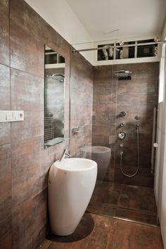 bronze bathroom - Google Search