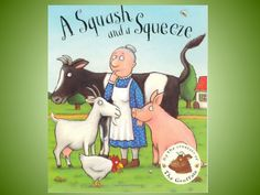 Buy A Squash and a Squeeze Big Book by Julia Donaldson at Mighty Ape NZ. This laugh-out-loud story was the first to be created by the award-winning team of Julia Donaldson and Axel Scheffler, marking the beginning of the mo. Best Children Books, Childrens Books, Julia Donaldson Books, Axel Scheffler, Red Play, Cycle 1, The Gruffalo, Book People, Emergent Readers