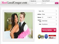 MeetLocalCougar.com is one of the top websites for people that can help connect with older women and younger men, irrespective of their unique needs and desires.