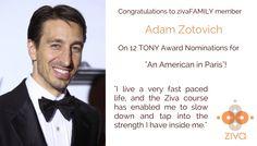 Do less, accomplish more. Congratulations, Adam!