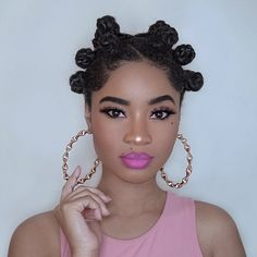 Check out these game-changing curly hair tips and tricks that will make your ringlets bouncy and defined. Bantu Knot Hairstyles, Baddie Hairstyles, Boho Hairstyles, Headband Hairstyles, Summer Hairstyles, Updos Hairstyle, Black Hairstyles, Bantu Knot Styles, Bantu Knot Out