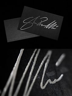 The 57 Best Monochrome Business Cards Images On Pinterest Business