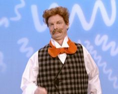 Mr. Noodle. #thingsmorepopularthanthewanted I remember seeing this on a DVD lol