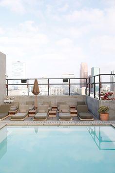 Ace Hotel, Los Angeles.