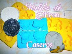 Cómo hacer moldes caseros flexibles de silicona | Aprender manualidades es facilisimo.com