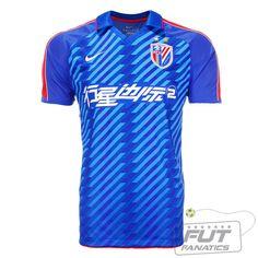 Camisa Nike Shangai Shenhua Home 2013 No 11
