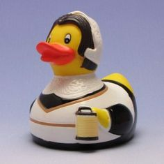 Yarto - Florence Nightingale Badeente Rubber Duck Florence Nightingale
