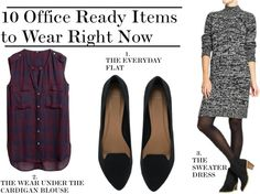 10 Office Ready Items to Wear Right Now | Career Girl NetworkCareer Girl Network