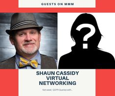 So how's your Saturday going?  We hope you had chance to listen to Melanie's chat with @cassidycreative Shaun Cassidy of the League of Amazing Virtual Social Entrepreneurs on Virtual networking?  If not, or you simply can't listen to it enough, then please check out the link in our bio!  Next up we have someone on to talk about what ruined Melanie's birthday 2 years ago.  So we thought we'd put this podcast on her birthday too. 😁  So be sure to listen in this coming Monday to our next guest…