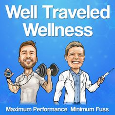 On today's episode of the Well Traveled Wellness Podcast we get into the social media shit-storm of information with Dr. Jeremy Loenneke. We discuss the what information you should be avoiding, where you should get in from and how to be healthy in the New Year!
