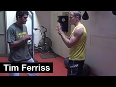Tim Ferriss - Surviving a Physical Attack: Part I   Punches   Tim Ferriss - YouTube