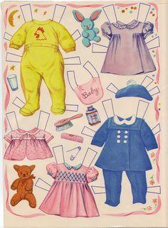 Album Archive - Paper Dolls~Lullabye Dolls