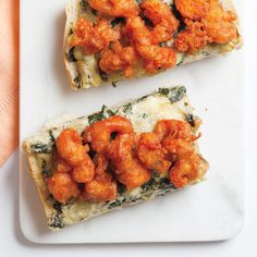 Crawfish and Artichoke Bread - Louisiana Cookin Crawfish Recipes, Cajun Recipes, Seafood Recipes, Cooking Recipes, Cajun Food, Crawfish Bread, Louisiana Seafood, Louisiana Recipes, Southern Recipes