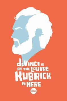 Cinema du Parc: Kubrick
