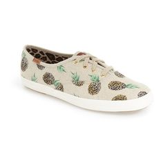 99f87677bd5401 Keds  Champion  Print Sneaker ( 55) ❤ liked on Polyvore featuring shoes