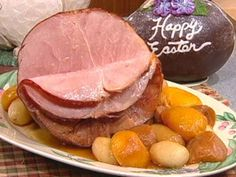 Anytime Ham - Easy to make plus easy cleanup!