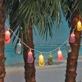 10 Plastic Flip Flop Party String Lights Beach Luau - - Set of 10 long Flip Flop Lights. Light up your luau or your year-round tree with these flip flop lights! Tropical Christmas, Beach Christmas, Coastal Christmas, Christmas In July, Christmas Lights, Christmas Florida, California Christmas, Florida Holiday, Aussie Christmas
