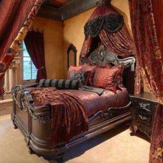 Gypsy Moonu0027s Enchanted Chronicles: Photo · Punk BedroomGothic ...