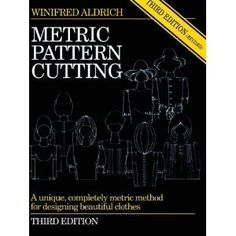 In-House Patterns  Metric Pattern Cutting
