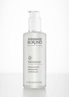 Annemrie Borlind ZZ Sensitive Cleanser Fragrance free cleanser for sensitive skins Cleanser For Sensitive Skin, Cleansing Milk, Beauty Trends, Fragrance, Personal Care, Cream, Ebay, Top, Organic Beauty