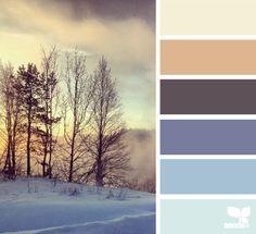 setting tones - mooie foto en kleuren patroon