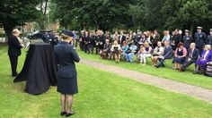 Service held at RAF Waddington Bbc News, Memories, Dogs, Life, Memoirs, Souvenirs, Pet Dogs, Doggies, Remember This