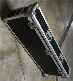 Flightcase con ruote per piano digitale o tastiera
