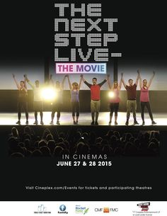 Wish I could have seen it TNS please come to england ! Step Tv, The Next Step, Best Dance, Favorite Tv Shows, The Row, Dancing, Stage, England, Celebs