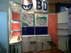 Stand 3×2 para BD en JW-Marriott Cancún