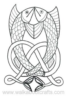 Celtic Designs Coloring Pages | ... .com  Free Gifts  Celtic Colouring Pages  Celtic Image 13