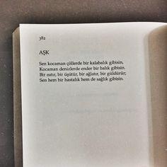 eğer birini bir gün seversem ona bu şiiri okuyacağım