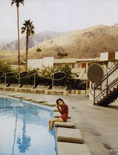 The Ace Hotel in Palm Springs.