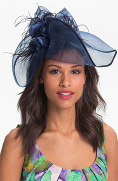 . . .for the Derby. . .Tasha All Dolled Up Fascinator Headband | Nordstrom