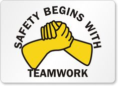 poster, teamwork, safety - Google Search