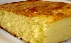 Receita de bolo fofinho para a fase cruzeiro PP dukan.