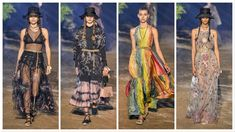 Christian Dior Ready to Wear – Spring 2020 - Glam News Magazine Giorgio Armani, Christian Dior, Ready To Wear, Magazine, Couture, News, Spring, How To Wear, Dresses