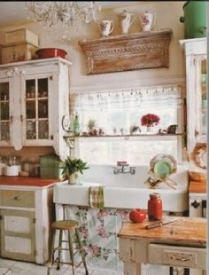 Rustic Shabby Chic by MzPepper